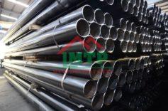 Vật liệu xây dựng thép ống của công ty TNHH Mạnh Tiến Phát