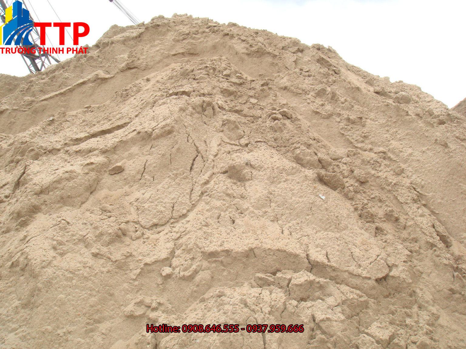 Bảng báo giá cát bê tông tại Bình Phước giá rẻ tháng 06 năm 2020