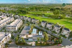 Dự án biệt thự sân golf đẳng cấp quốc tế West Lakes Golf & Villas Long An