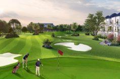 Nơi nghỉ dưỡng đẳng cấp tuyệt vời tại Long An – Biệt thự  sân golf West Lakes Golf & Villas