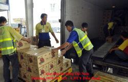 Đơn vị bốc xếp hàng hóa quận Phú Nhuận trọn gói giá rẻ