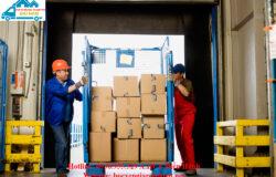 Đơn vị bốc xếp hàng hóa quận Bình Thạnh giá rẻ, nhanh chóng
