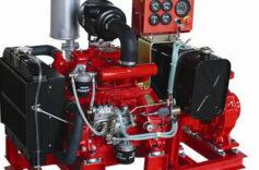 Các loại máy bơm chữa cháy phổ biến hiện nay