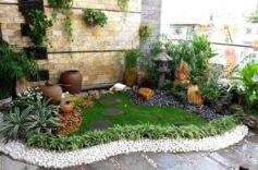 Thi công tiểu cảnh sân vườn đẹp, tiêu chuẩn – Non Bộ Thanh Sơn