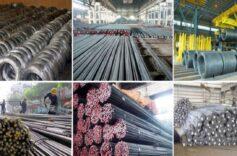 Top 10 công ty cung cấp sắt thép xây dựng uy tín nhất hiện nay