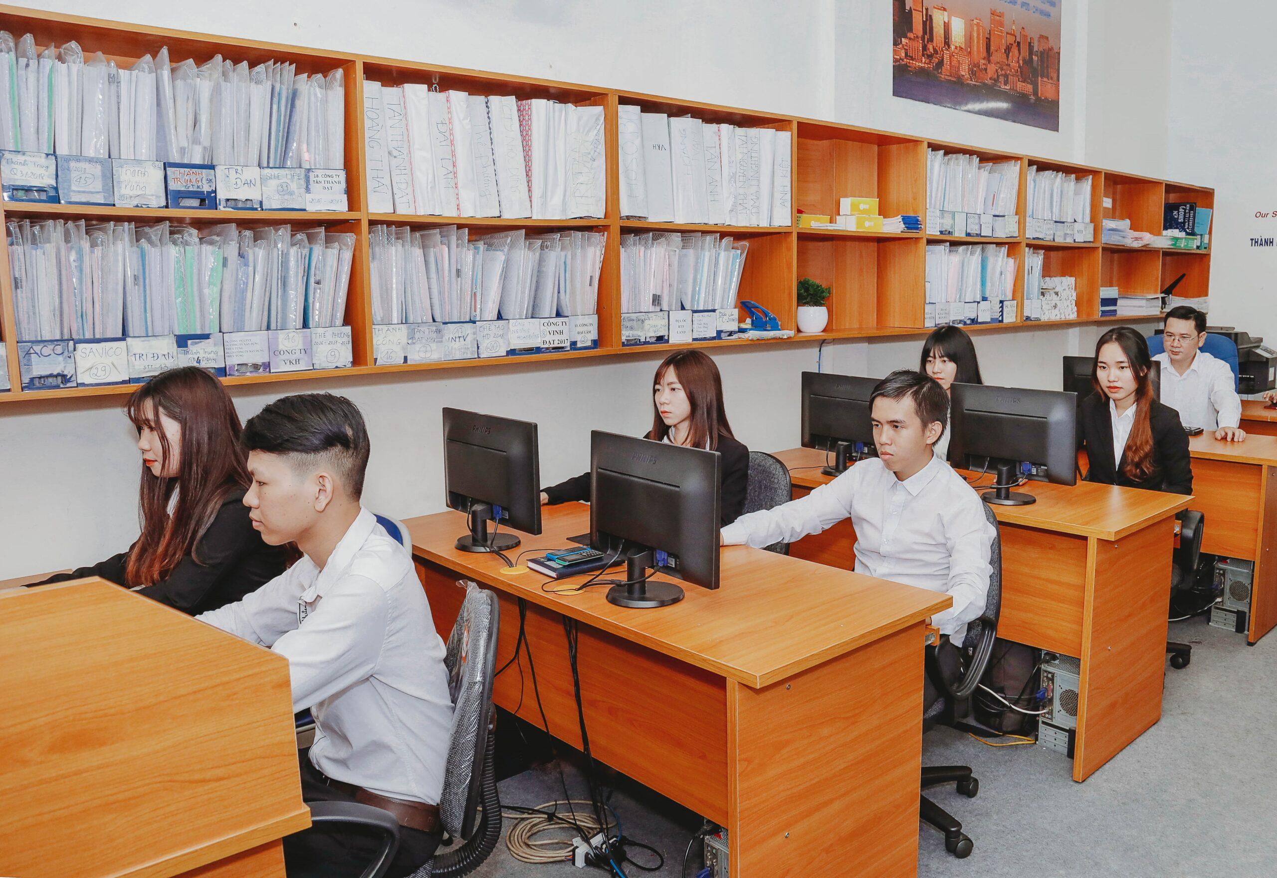 Dịch vụ kế toán uy tín tại Quận Phú Nhuận