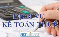 Dịch vụ kế toán uy tín tại quận 11