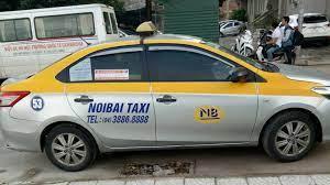 Top 4 hãng taxi Nội Bài tốt nhất