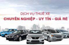List các hãng taxi Hà Nội chạy đúng giá và không chặt chém