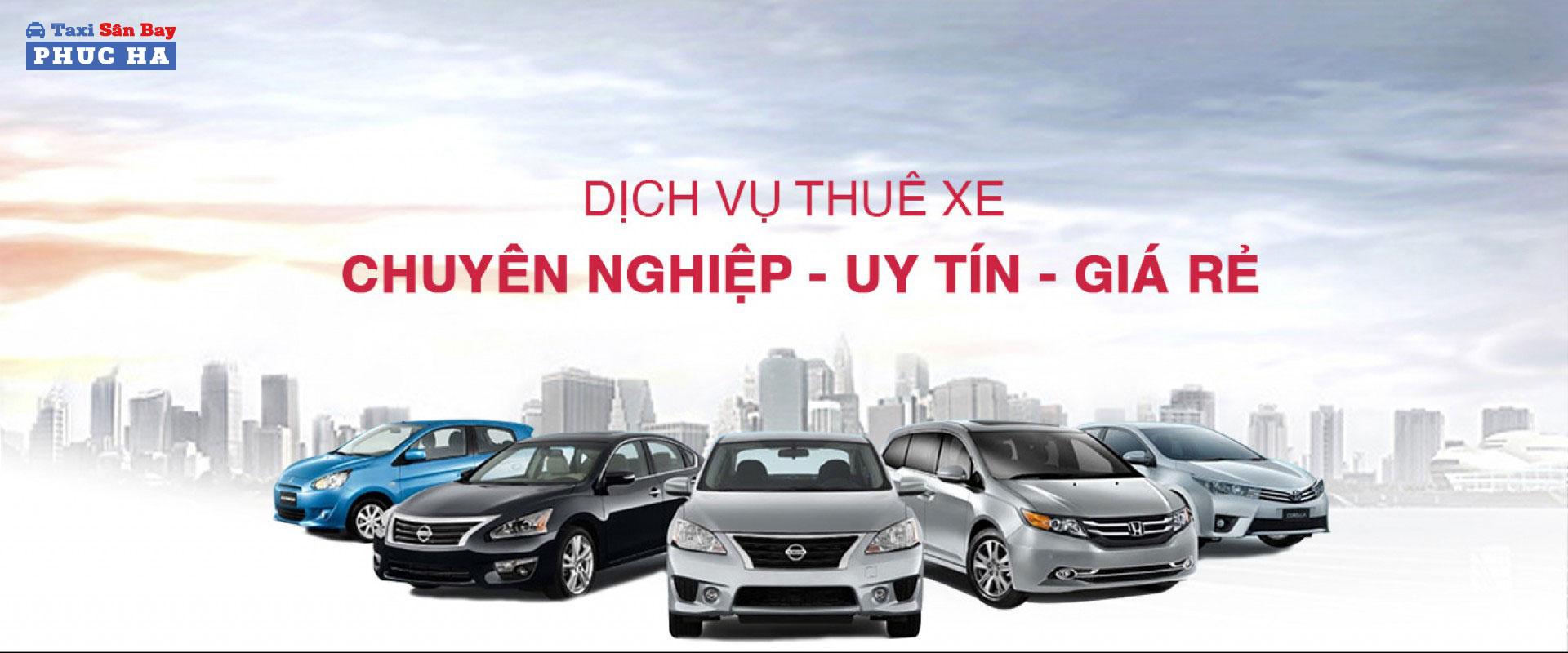 Taxi Phúc Hà Taxi