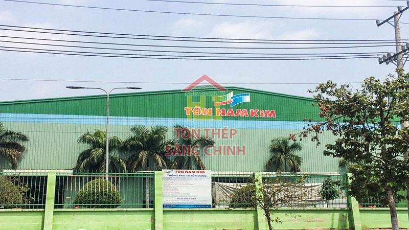 Đơn giá thép ống mạ kẽm Nam Kim tháng 10/2021